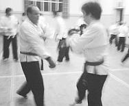 benefits of martial arts training